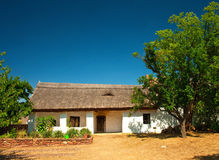 Rural house Stock Photography