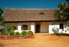 Rural house Stock Photos