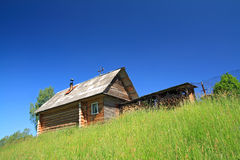 Rural house Stock Images