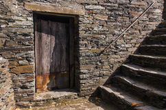 Rural House detail Royalty Free Stock Images