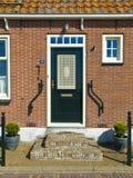 Rural House Door Stock Photo