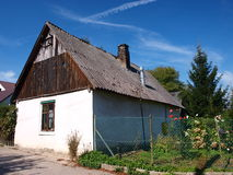 Rural house, Kazimierz Dolny, Poland Stock Photos