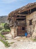 Rural house of Mogrovejo Royalty Free Stock Photo
