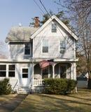 Rural house sloatsburg new york Royalty Free Stock Image