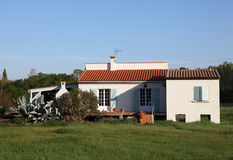 Rural house in southern France Stock Photography
