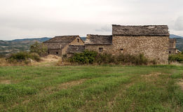 Rural house Stock Image