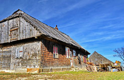 Rural House Royalty Free Stock Photography