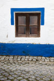 Rural houses in Algarbe Stock Photo