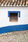 Rural houses in Algarbe Royalty Free Stock Images