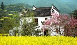 Rural housing Royalty Free Stock Images