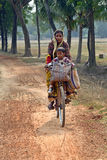 Rural India Stock Images