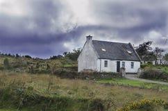 Rural irish cottage Royalty Free Stock Image