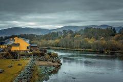 Rural irish countryside Royalty Free Stock Image