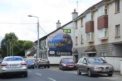 Rural Irish pubs and bars Royalty Free Stock Photos