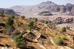 Rural Jordan Stock Image