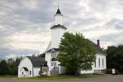 rural kościoła Fotografia Royalty Free