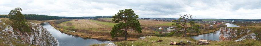 Rural Landscape Stock Image