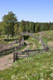 Rural landscape Stock Photography