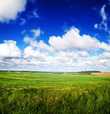 Rural landscape Stock Photo