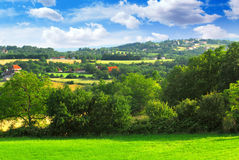 Rural landscape Stock Image
