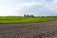 Rural Landscape Eastern Poland Royalty Free Stock Photos