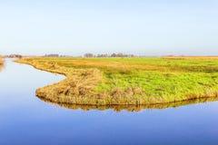 Rural landscape in Holland Stock Images