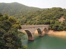 Rural landscape in Hong Kong Royalty Free Stock Image