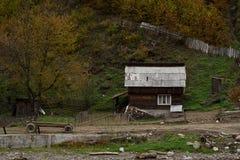 Rural landscape, Maramures, Romania Royalty Free Stock Photos