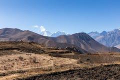 Rural landscape, Nepal Royalty Free Stock Photos