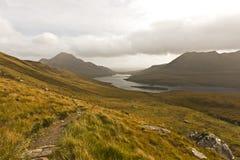 Rural landscape in north scotland Stock Photos