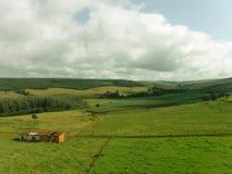 Rural landscape. A rural landscape scene in southern KZN Stock Photo