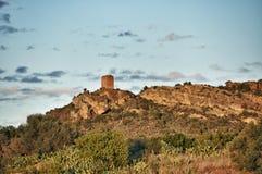 Rural landscape, Spain Stock Photos