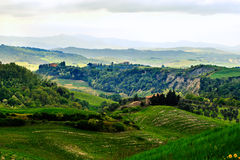 Rural landscape,Tuscany, Italy, Europe. Stock Photo