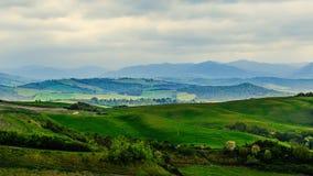 Rural landscape,Tuscany, Italy, Europe. Royalty Free Stock Photo