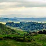 Rural landscape,Tuscany, Italy, Europe. Royalty Free Stock Image