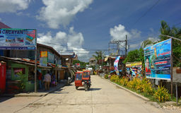 Rural life in the Philippines Royalty Free Stock Photos