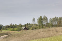 Rural Lithuania Stock Photo