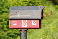 Rural Mailbox Stock Photography