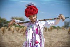 Rural People Royalty Free Stock Image