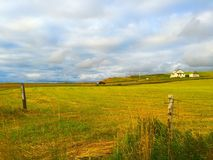 Rural Maritime. Scenery of rural Atlantic Canada Royalty Free Stock Images