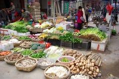 Rural market Stock Photo