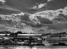 Rural market Royalty Free Stock Photography