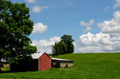 Rural michigan farm Stock Photos