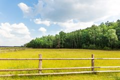 Rural nature Stock Images