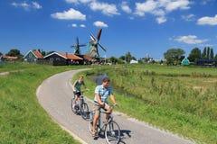 Rural Netherlands Stock Images