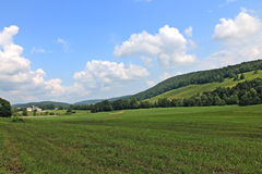 Rural New York Farm Royalty Free Stock Photography