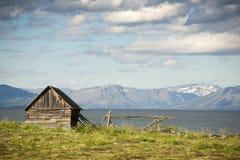 rural norvégien d'horizontal Images libres de droits