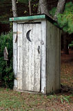 Rural Outhouse Royalty Free Stock Images