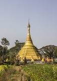 Rural pagoda Royalty Free Stock Photos