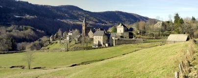 Rural panorama Stock Image